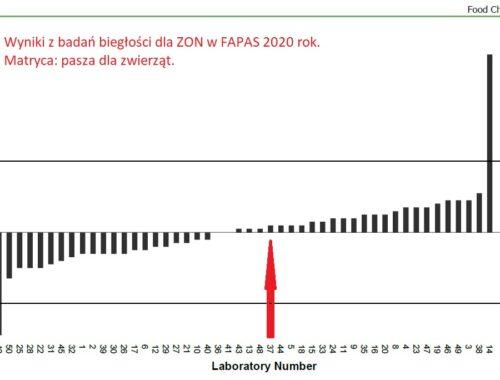 Wyniki FAPAS dl ZON Prognosis XI 2020